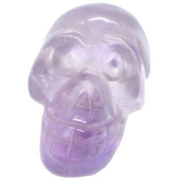 Skull Amethyst Totenkopf - Schädel