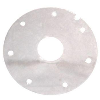 Abdeckplatte, Trägerplatte für Brunnen, Plexi ca. 28 cm