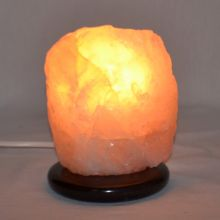 Edelsteinlampe Rosenquarz ca. 8-9kg