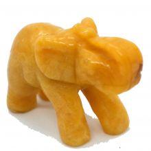 Elefant Calcit, Edelsteintier