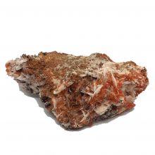 Vanadinit Kristall auf Baryt Edelstein Mineral Nr.135 - NEU eingetroffen!