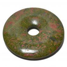 Unakit Donut-Anhänger, ca. 50mm
