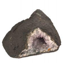 Amethyst Drusenstück   kleiner Amethystkristall aus Brasilien   N310