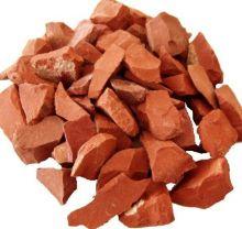 Jaspis rot Edelstein Rohsteine 1 kg