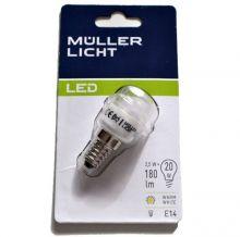 LED-Leuchtmittel  E14 - Kühlschranklampe